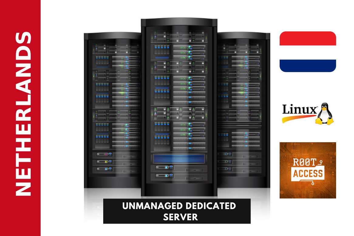 Netherlands server, Netherlands dedicated server, dedicated server Netherlands - parkinhost